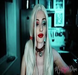 Cosplay de Harley Quinn xxx