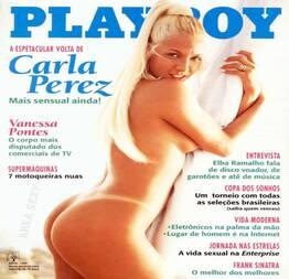 Fotos de Carla Perez pelada na Playboy - Homem corno