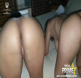 Troca de esposas no motel