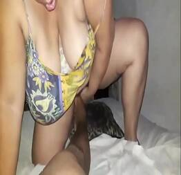 Comendo a gorda putona com direito a deflorar o cu - Pimenta Porno