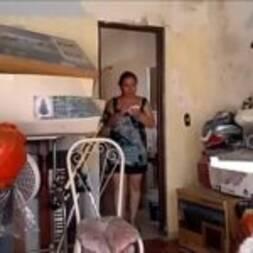 Madura dona de casa safadona