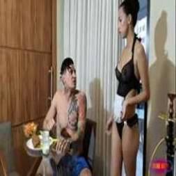 Brasileiro Fodendo Buceta Empregada Gostosa, ele não resistiu de ver !!!