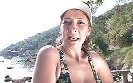 2007 – Curra – Marcia Ferro levando ferro
