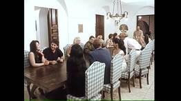reunião acaba em suruba
