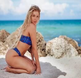 Luisa Sonza gostosa rebolando em vídeo sensual