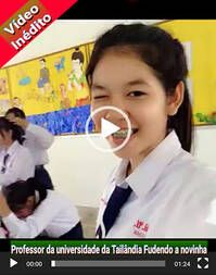 Video Polêmico de Adultério deestudante Tailandesa com um Professor