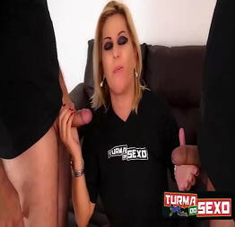 Luanna Pioner - Pimenta Porno