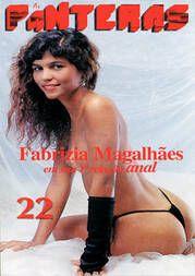 1997 - As Panteras - Fabrizia Magalhães em seu primeiro anal
