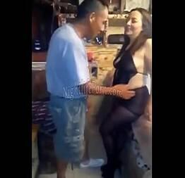 Conheceu uma garota e comeu ela