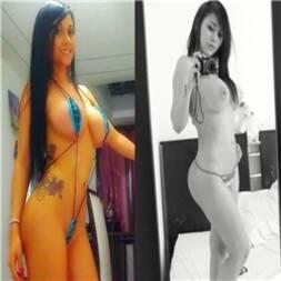 Dayana Perez safadinha da webcam