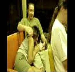 Ganhou mamada de uma estranha no metrô e filmaram