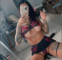 Mc mirella vazou na net com roupa de stripper