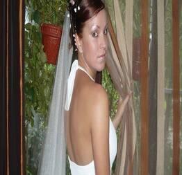 Noiva Amadora Sexy
