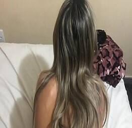 Sexo anal com Bruna de cachoeiro RS
