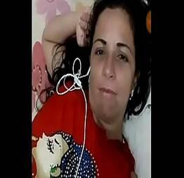 Sexo virtual com amadora na webcam