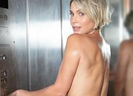 Flavia Alessandra mostrando tudo - QueroFoder.com