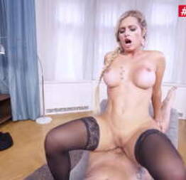 HER LIMIT - (Mia and Mike) Brazilian MILF Rides Anal French Lover  - Condor Online