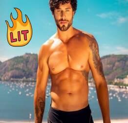 Jesus Luz em nova foto de sunga arranca suspiros em praia corpão!