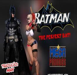 Batman - The Pervert Bat - Jiraya Hentai