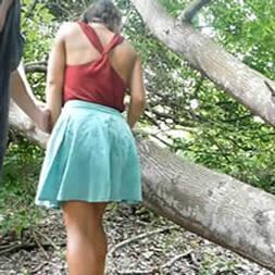Excursão no mato termina sem sexo
