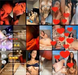 Instagram lives da madruga Compilado com Deskicio, Barbara Brazilian e mais
