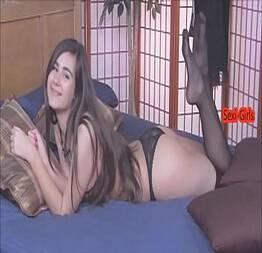 Novinha sexy se tocando